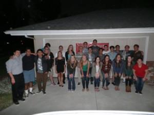 skylers party 2014